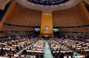 UN General Assembly adopts Bangladesh's resolution on a culture of peace