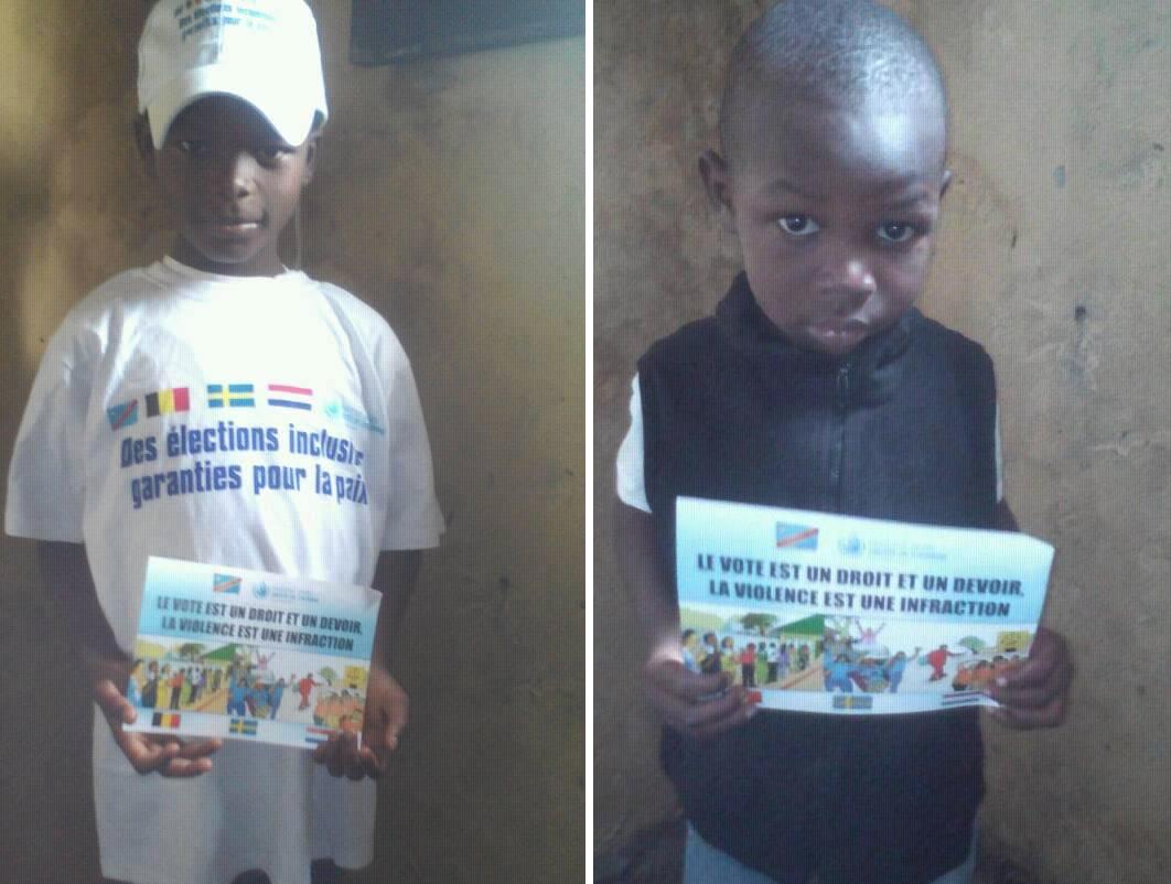 Democratic Republic of Congo: Activities Report of JFDHOP during the 2018 elections