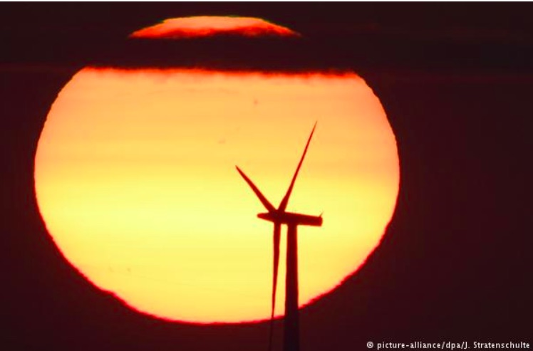 Germany: Renewables overtake coal as main power source