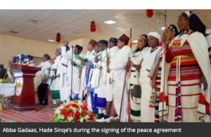 Ethiopia: Mystery behind the Peace Accord