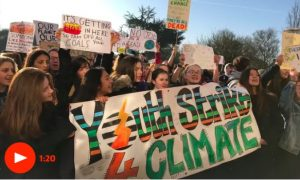 Students are striking around the world to protest against the lack of action to stop global warming