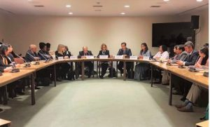 UN event: Women's Equality and Empowerment Advances the Culture of Peace