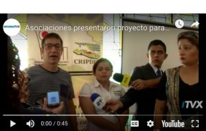 El Salvador: Associations present project to promote a Culture of Peace