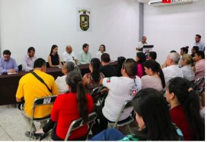 Mexico: authorities sign agreement for peace in Tecomán