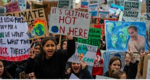Global Climate Strike in Pictures: Millions of Students Walk Out to Demand Planetary Transformation