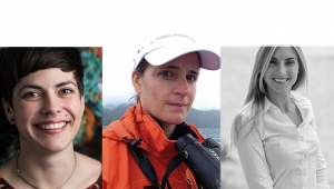 World animal protection: Five amazing Sea Warrior women tackling ghost gear on a global scale