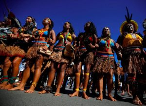 Brazil's indigenous tribes protest Bolsonaro assimilation plan