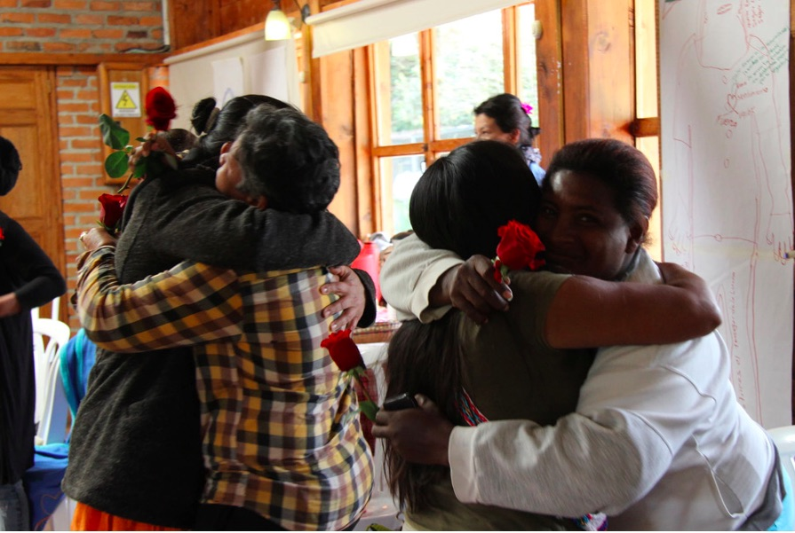Colombia: Scars that build peace