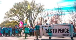 Washington, DC: Peace Activists against NATO