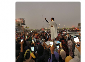The women who helped bring down Sudan's president