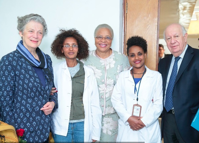 The Elders welcome Ethiopia's commitment to primary health care and