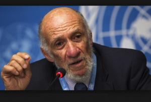 Richard Falk: On Taking Controversial Public Positions: A Reflection