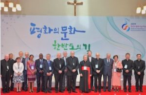 Give peace a chance, says South Korean cardinal