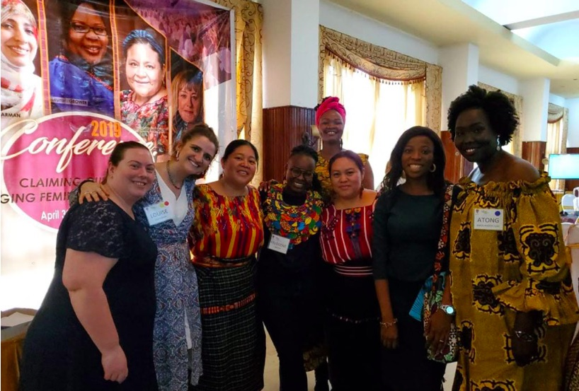Liberia: Feminist Voices for Peace
