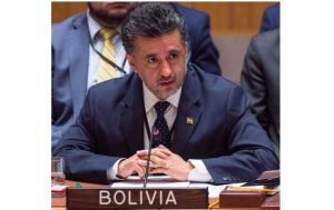 Bolivia to Foster a Culture of Peace at UN
