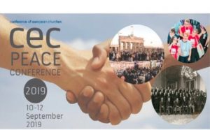 Conference of European Churches Peace Conference 2019