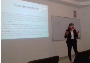 Michoacán Mexico: Training for culture of peace and non-violence