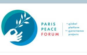 The projects to be showcased at the Paris Peace Forum 2019