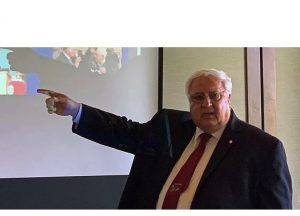 Dr. Garbis Der-Yeghiayan Elected Chair of Rotary Middle East Initiative Council