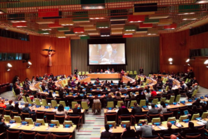 8th Annual UN High Level Forum on the Culture of Peace