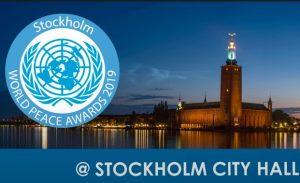 World Peace Award: International Peace Conference Stockholm