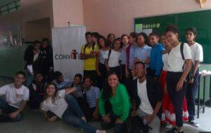 Venezuela: the culture of nonviolence is replicated in Petare