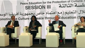 The World Forum for the Culture of Peace in the Hague