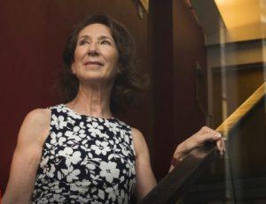 Delia Mamon: peace through education (Switzerland)
