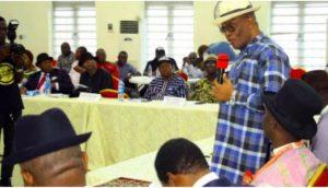 Guber poll: When Ijaw elders converged on Yenagoa [Nigeria]