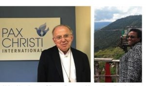 New Pax Christi leaders believe nonviolence education can change world