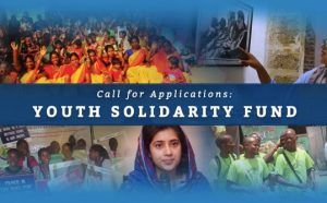 Call for applications: Youth Solidarity Fund