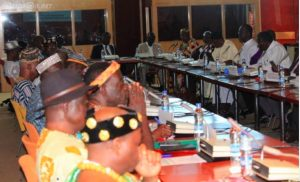 Ivory Coast: National Symposium of Religious Leaders, Kings and Traditional Chiefs for a Culture of Peace and Non-Violence