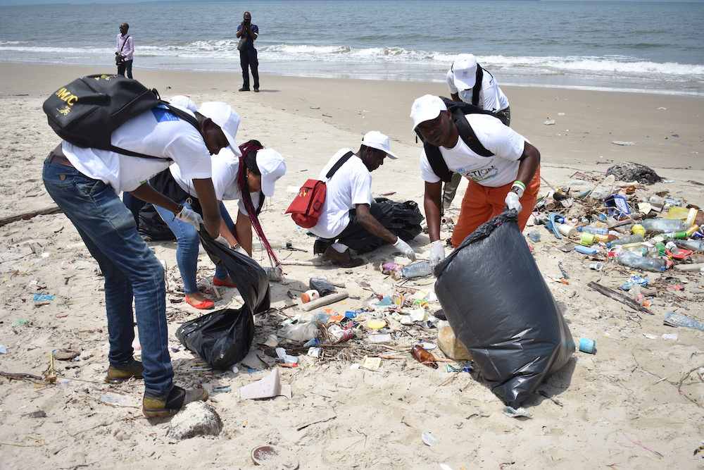 International Day of Peace: PAYNCoP Gabon helps protect the environment