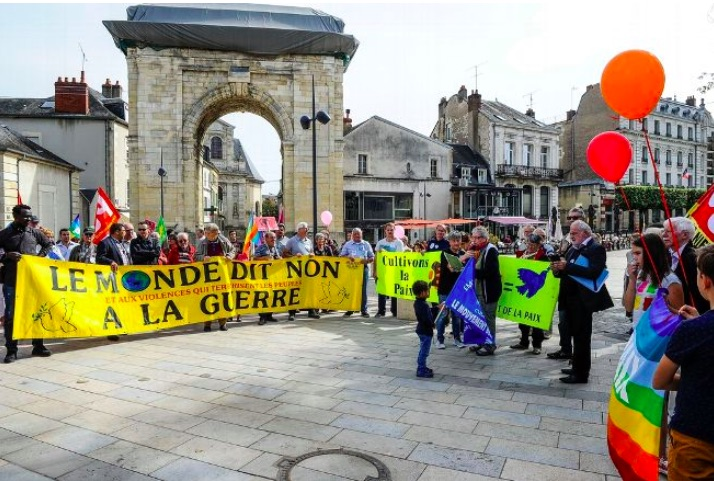 Europe: International Day of Peace