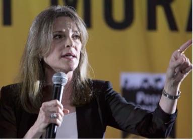 Marianne Williamson: U.S. needs Department of Peace