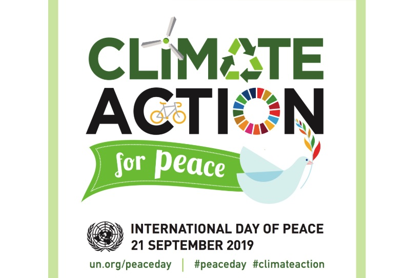 United States and Canada: International Day of Peace