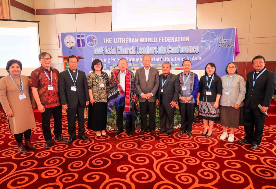 Asian church leaders call for greater interfaith cooperation