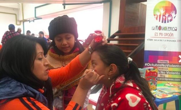 Eighth Fair of Nonviolent Initiatives was held in Quito, Ecuador