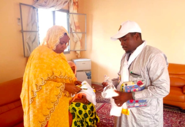 Chad: Women's Ministry salutes community peace initiatives