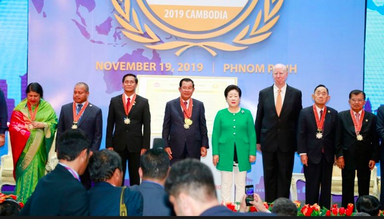 APAC Summit urges nations to maintain world peace