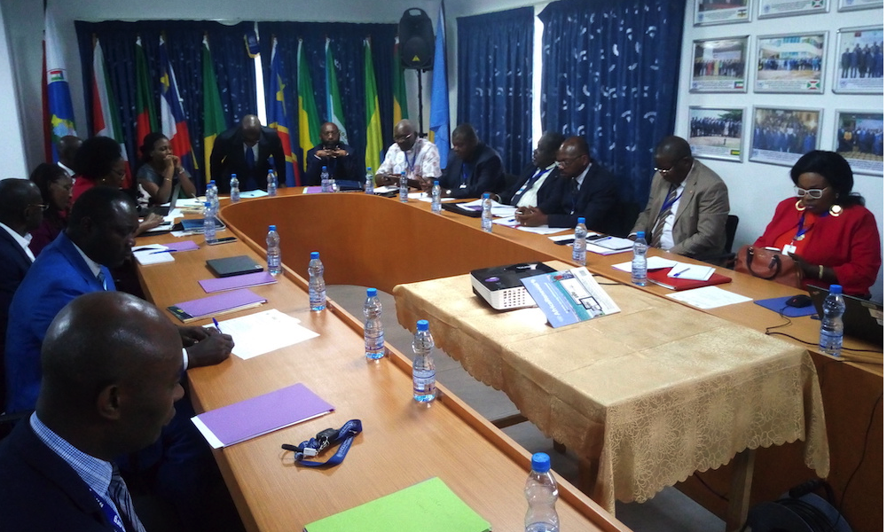 PAYNCoP Gabon Pleads for Youth Involvement in the National Commission for Human Rights