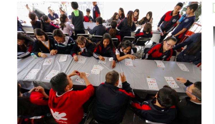 """Mexico: Inauguration of the campaign """"Game as an Instrument for the Culture of Peace"""""""