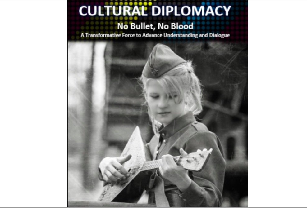 Book review: Cultural Diplomacy: No Bullet, No Blood