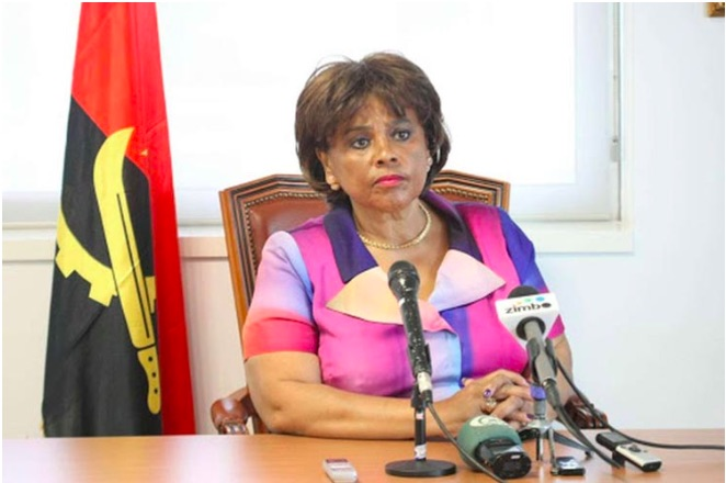 Angola promotes the role of African women in government