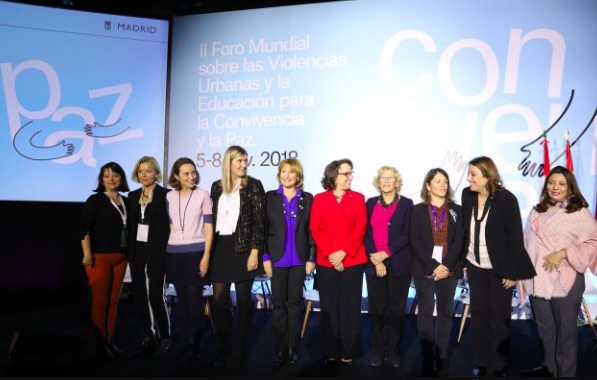 Mexico: The World Forum on Cities and Territories of Peace