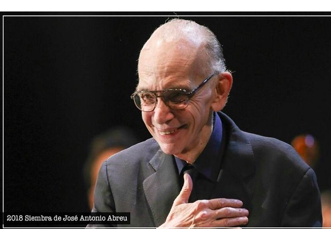 Venezuela pays tribute to the genius who made music an instrument for liberation, José Antonio Abreu