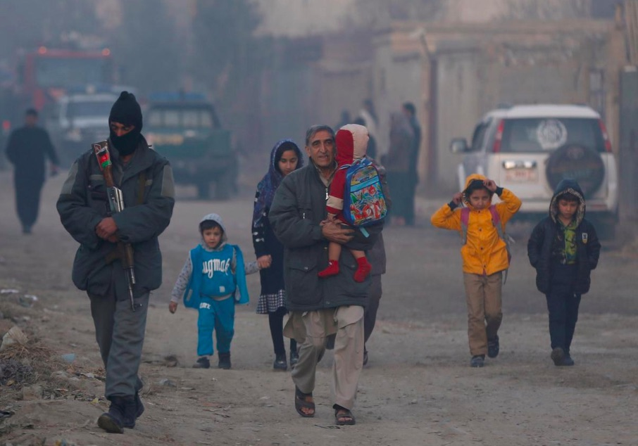 International Criminal Court Offers Hope to Afghanistan's Victims