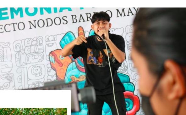 Mexico: Quintana Roo celebrated a unique virtual hip hop festival in Maya language