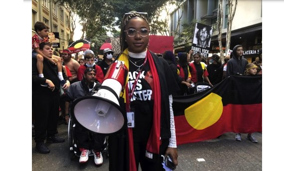 Time for Australia to Say 'Indigenous Lives Matter'