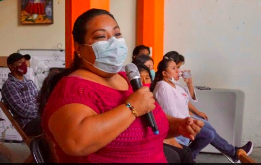 Mexico: SSPC meets with 217 Networks of Women Peacebuilders